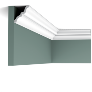 Ohybná stropná lišta Orac Decor C325F FLEX MANOIR