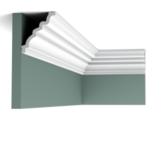 Ohybná stropná lišta Orac Decor C326F FLEX MANOIR