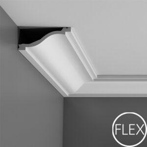 Ohybná stropná lišta Orac Decor C331F FLEX