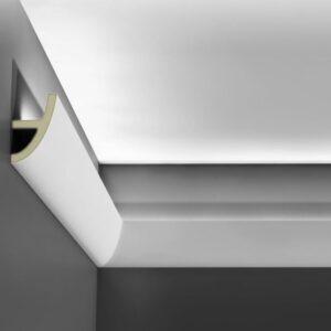 Stropná lišta pre LED osvetlenie Orac Decor C373 Antonio
