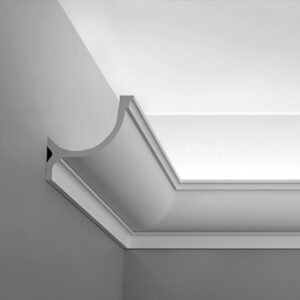 Stropná lišta pre LED osvetlenie Orac Decor C902