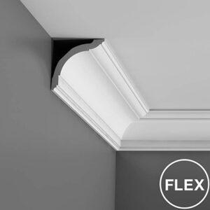 Ohybná stropná lišta Orac Decor CX127F FLEX