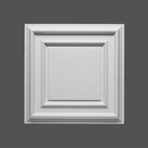 Dekoratívny hranatý stropný ornament Orac Decor F30 LUXXUS