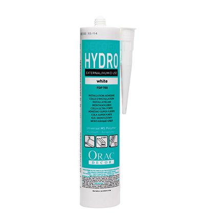 Lepidlo FDP700 DecoFix Hydro pre exteriér a vlhko