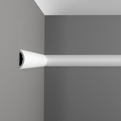Lemovacia lišta Orac Decor P3070 Radius