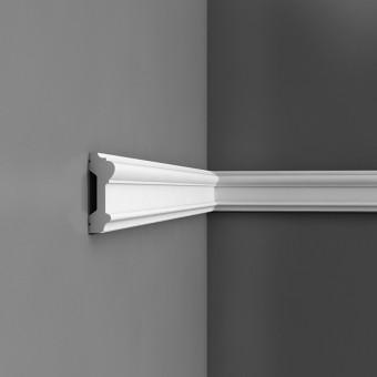 Lemovacia lišta Orac Decor P9010 LUXXUS