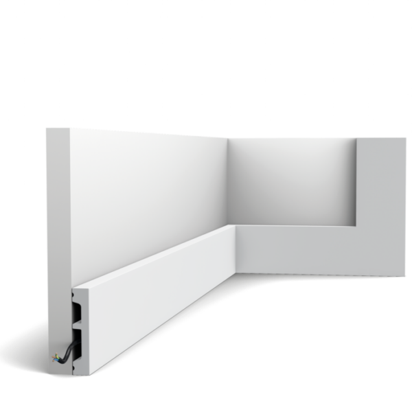 Multifunkčná lišta Orac Decor SX157-RAL9003 SQUARE