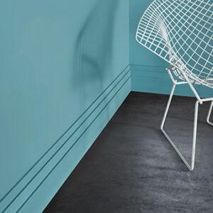 Podlahová lišta Orac Decor SX181 HIGH LINE