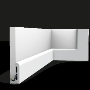 Multifunkčná lišta Orac Decor SX183-RAL9003 CASCADE