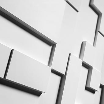 Dekoračný 3D panel Orac Decor W103 - Cubi