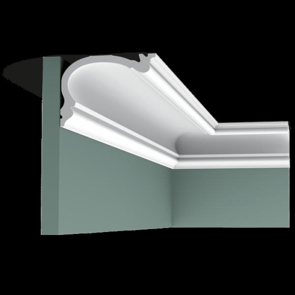 Ohybný garnižový profil Orac Decor C341F FLEX Heritage M