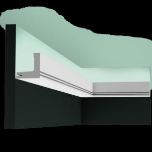 Stropná lišta pre LED osvetlenie Orac Decor C361 Stripe