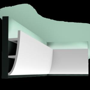Stropná lišta pre LED osvetlenie Orac Decor C374 Antonio