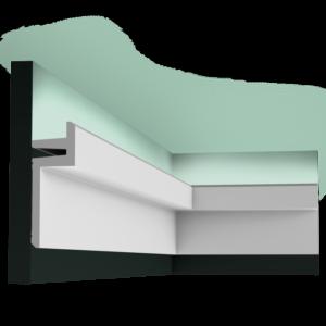 Stropná lišta pre LED osvetlenie Orac Decor C382 - L3