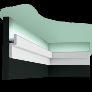 Garnižový profil Orac Decor C394 Steps