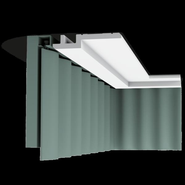 Garnižový profil Orac Decor C395 Steps