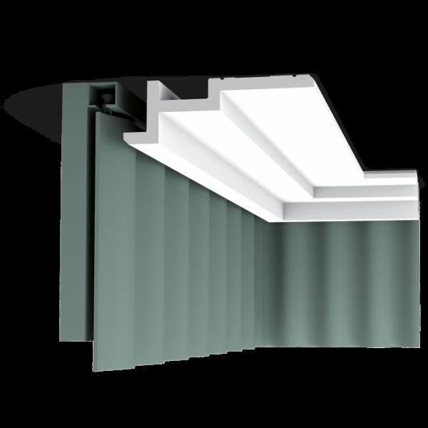 Garnižový profil Orac Decor C396 Steps