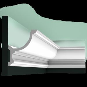 Stropná lišta pre LED osvetlenie Orac Decor C901