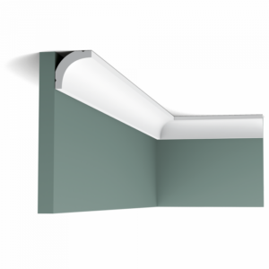 Stropná polystyrénová lišta Orac Decor CB520N