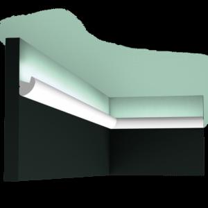 Ohybná stropná lišta pre LED osvetlenie Orac Decor CX188F FLEX