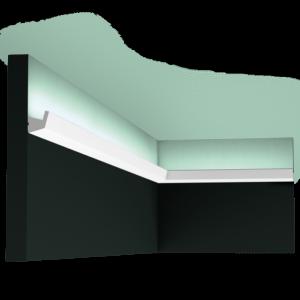 Ohybná stropná lišta pre LED osvetlenie Orac Decor CX189F FLEX