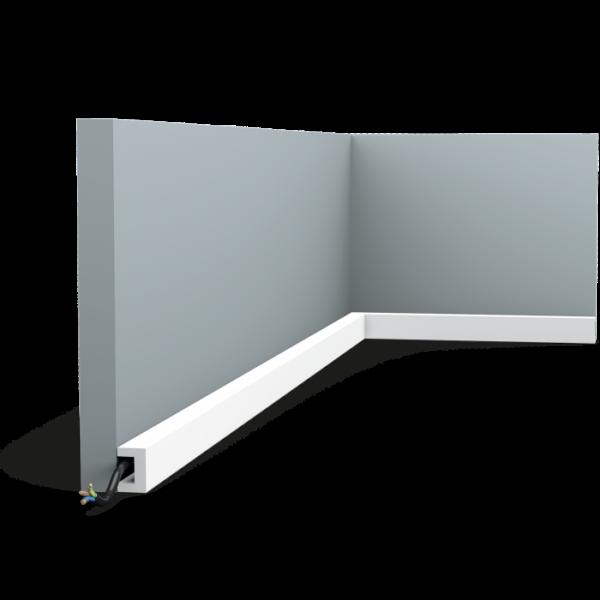 Multifunkčná lišta Orac Decor CX190 U-PROFILE