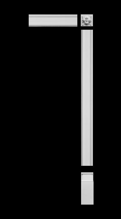 Multifunkčná lišta Orac Decor DX121-2300