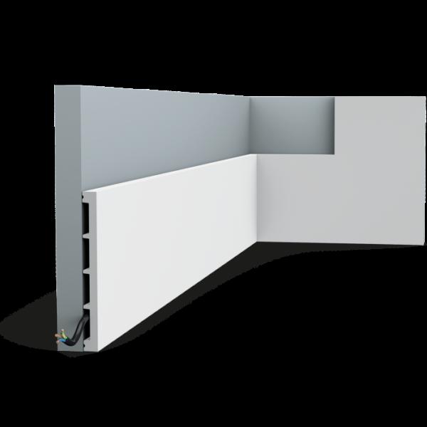 Multifunkčná lišta Orac Decor SX168 SQUARE