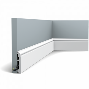 Podlahová lišta Orac Decor SX173