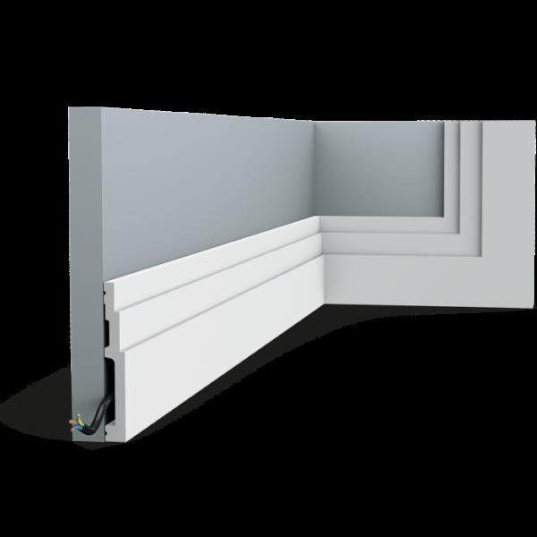 Podlahová lišta Orac Decor SX180 HIGH LINE