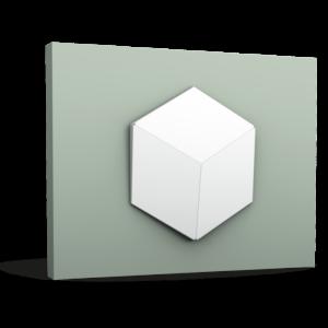 Dekoračný 3D panel Orac Decor W105 Rombus