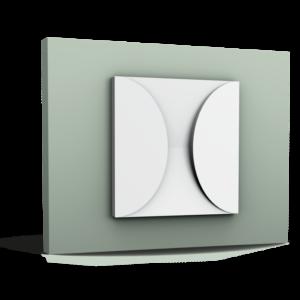 Dekoračný 3D panel Orac Decor W107 CIRCLE