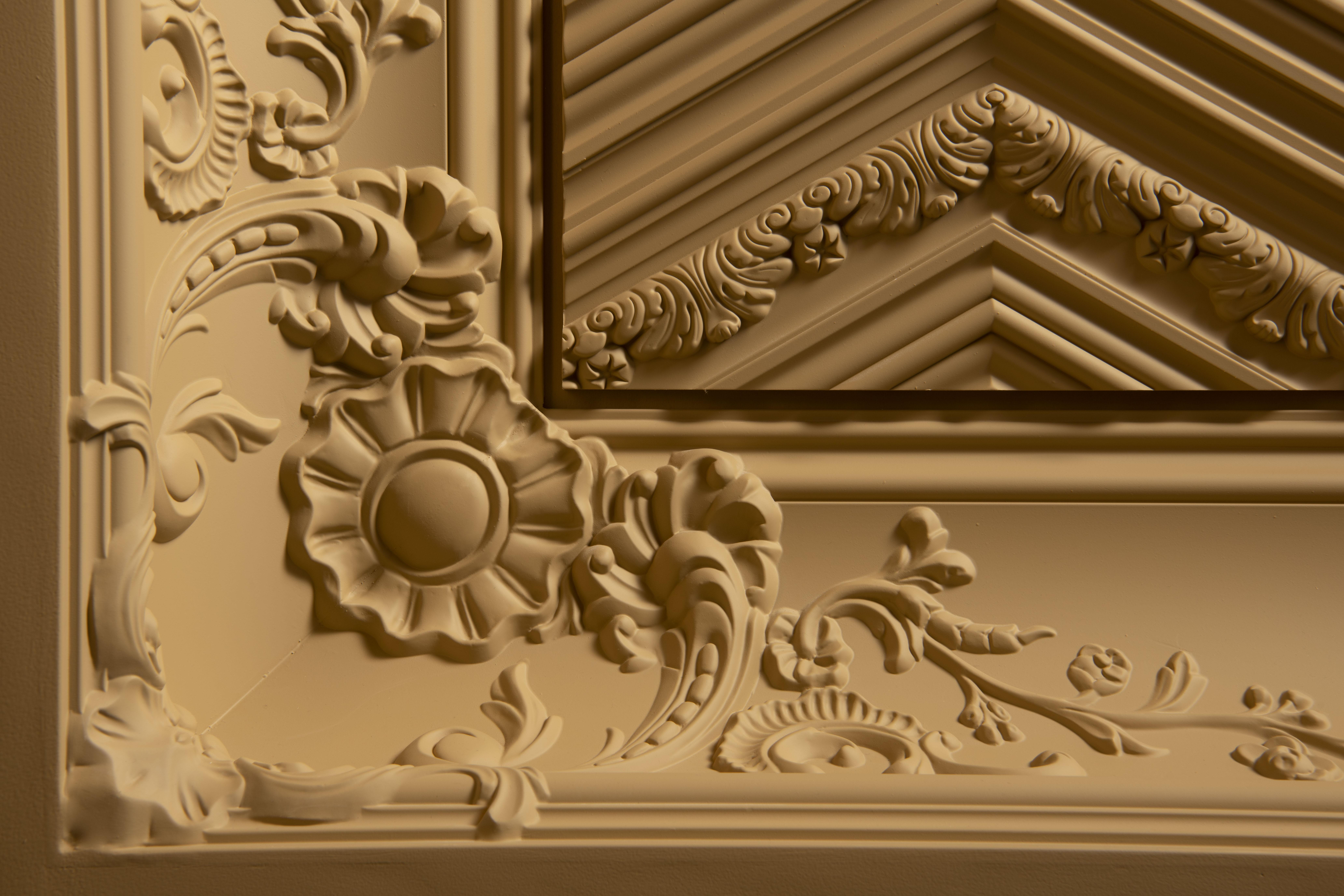 Dekoračný 3D panel Orac Decor W130 CHEVRON
