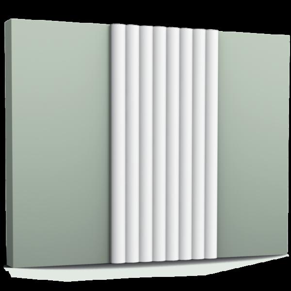 Ohybný dekoračný 3D panel Orac Decor W110F FLEX HILL 1