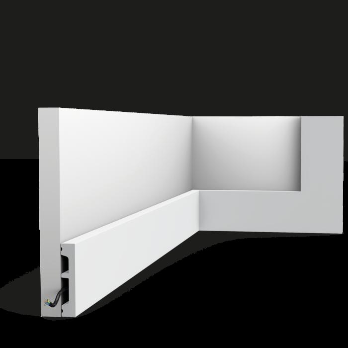 Multifunkčná Orac Decor DX157-2300-RAL9003 SQUARE