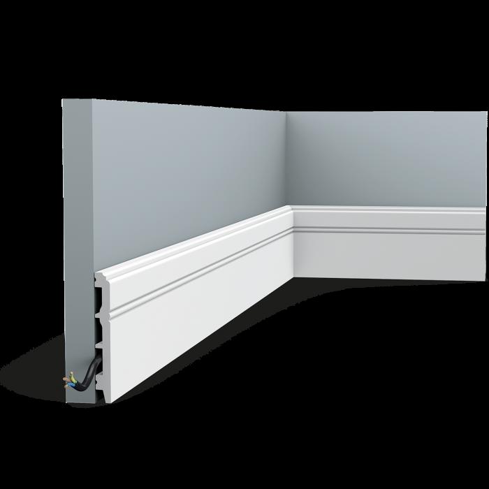 Podlahová ohybná lišta Orac Decor SX105F FLEX