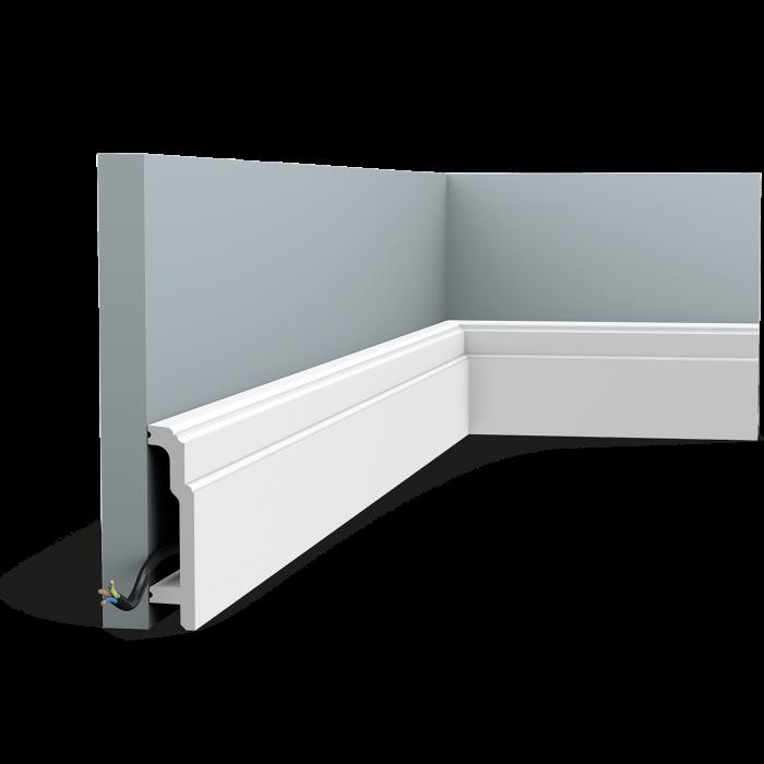 Podlahová ohybná lišta Orac Decor SX155F FLEX