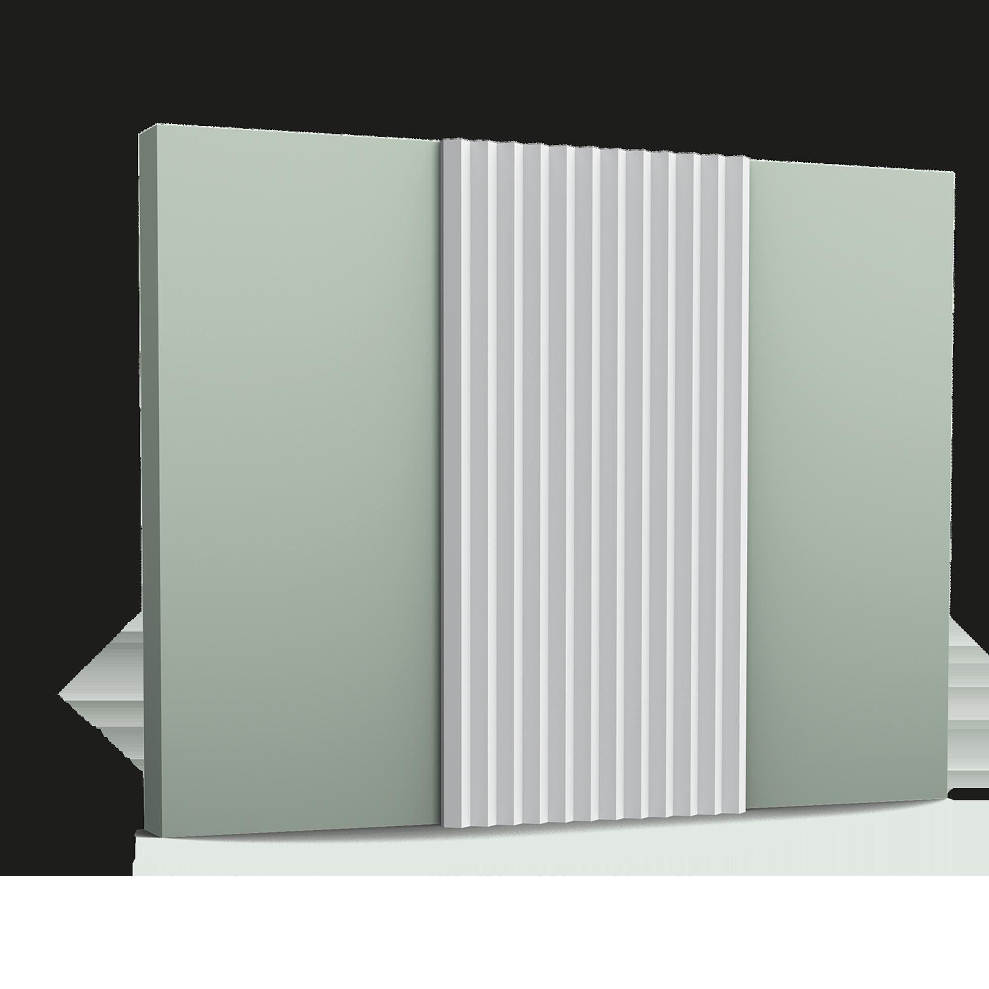 Ohybný dekoračný 3D panel Orac Decor W108F FLEX ZIGZAG